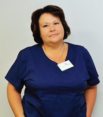 Вовк Ирина Леонидовна