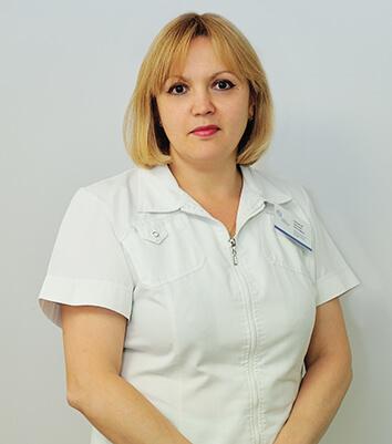 Кучерук Оксана Петровна
