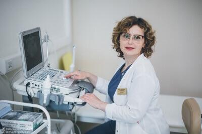 Акушер-гинеколог Андреева Юлия Евгеньевна