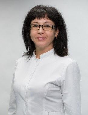 Врач акушер-гинеколог Есипович Татьяна Анатольевна