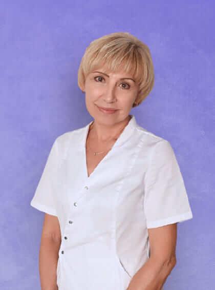 Врач акушер-гинеколог Харичкова Алевтина Михайловна