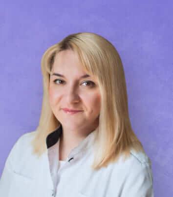 Кауфман Екатерина Валерьевна