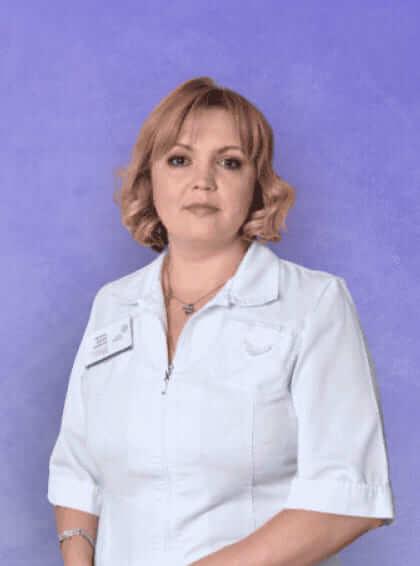 Врач акушер-гинеколог Кучерук Оксана Петровна