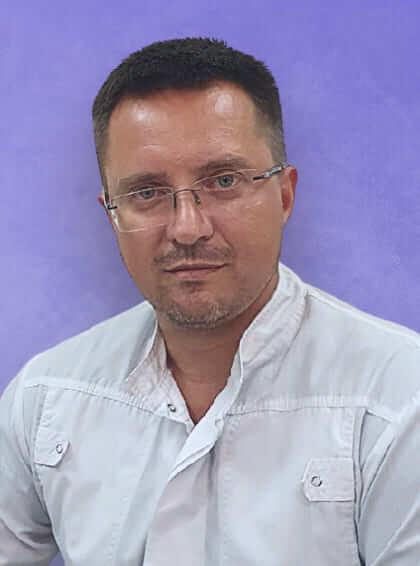Врач хирург-флеболог Манаев Андрей Александрович