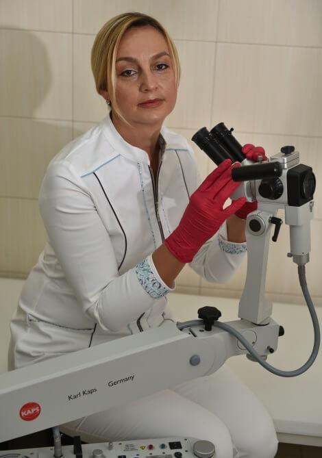 Врач акушер-гинеколог Никитина Татьяна Николаевна