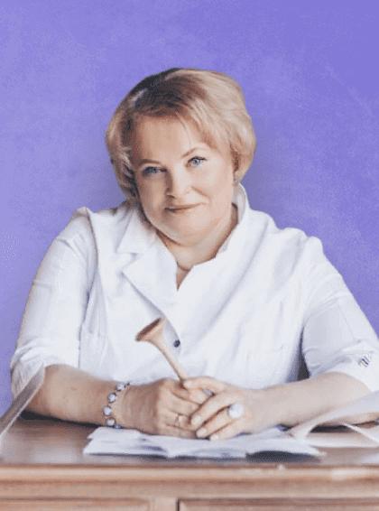 Врач акушер гинеколог Шустова Ольга Леонидовна