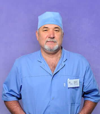 Врач анестезиолог Вервихвост Андрей