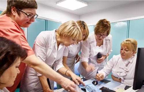 Врачи нашей Клиники успешно закончили цикл обучения по специальности «Лазерная медицина»