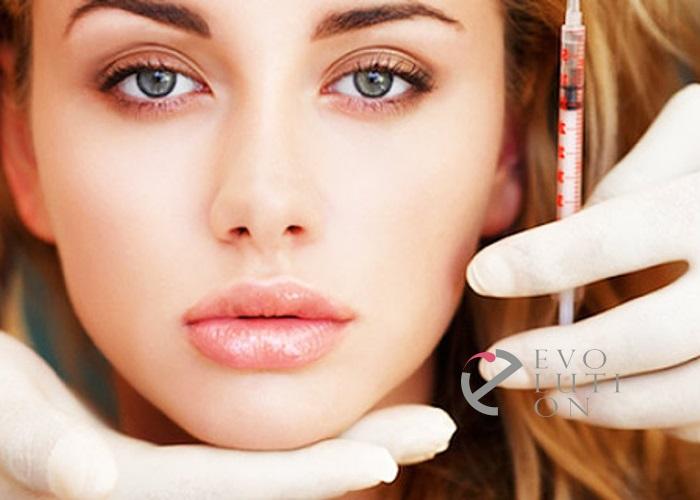 Скидка 15% на любые инъекции красоты на основе гиалуроновой кислоты в клинике Evolution