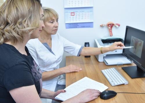 Показания и противопоказания к диагностической гистероскопии