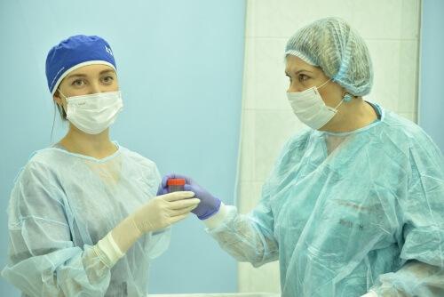 Методика проведения диагностической гистероскопии