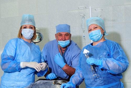 2000-ая операция по удалению полипа эндометрия в