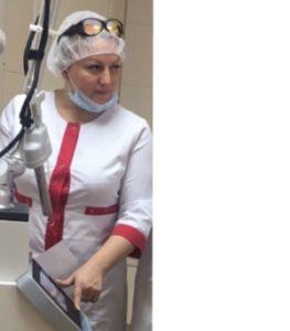 лечение крауроза вульвы лазером