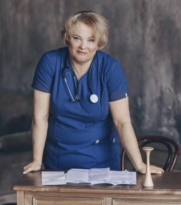 Врач акушер-гинеколог Шустова Ольга Леонидовна