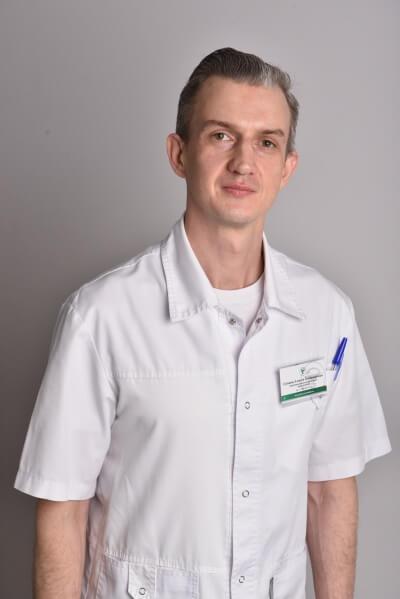 Врач хирург-флеболог Суханов Алексей Владимирович