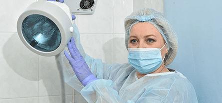 Гистероскопия<br> Раздельное диагностическое выскабливание