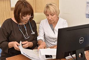 Консультации специалистов по результатам исследования микробиома методом ХМС