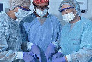 Хирургическое лечение гинекологических заболеваний