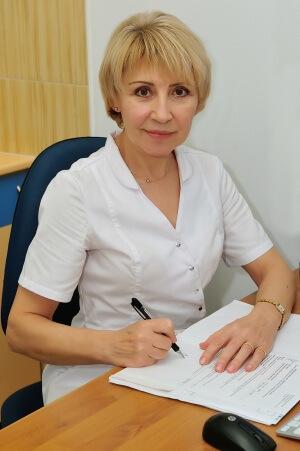 Врач высшей категории гинеколог, акушер, эндокринолог Харичкова Алевтина Михайловна