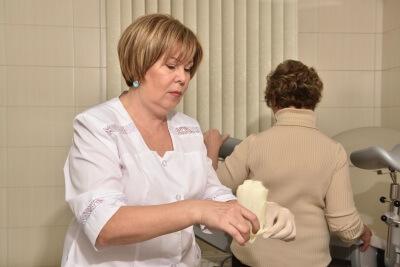 Диагностический осмотр в клинике КСТ в Москве