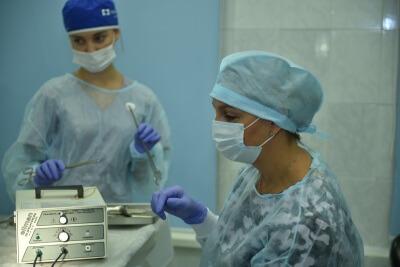 Радиоволновое удаление кондилом сургитроном в клинике КСТ в Москве