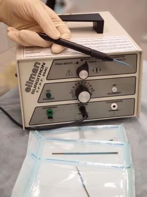 Аппарат Сургитрон для биопсии шейки матки
