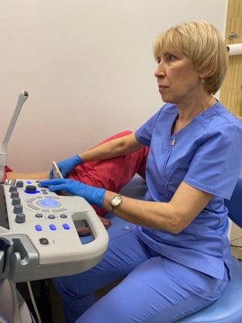 Ультразвуковое исследование (УЗИ) органов малого таза