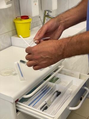 Анализ на ВПЧ при лечении кондилом