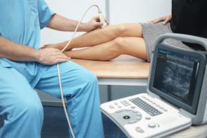 Диагностика варикоза вен